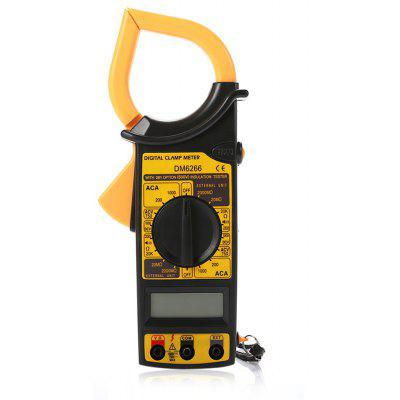 DM6266 Digital Clamp Meter