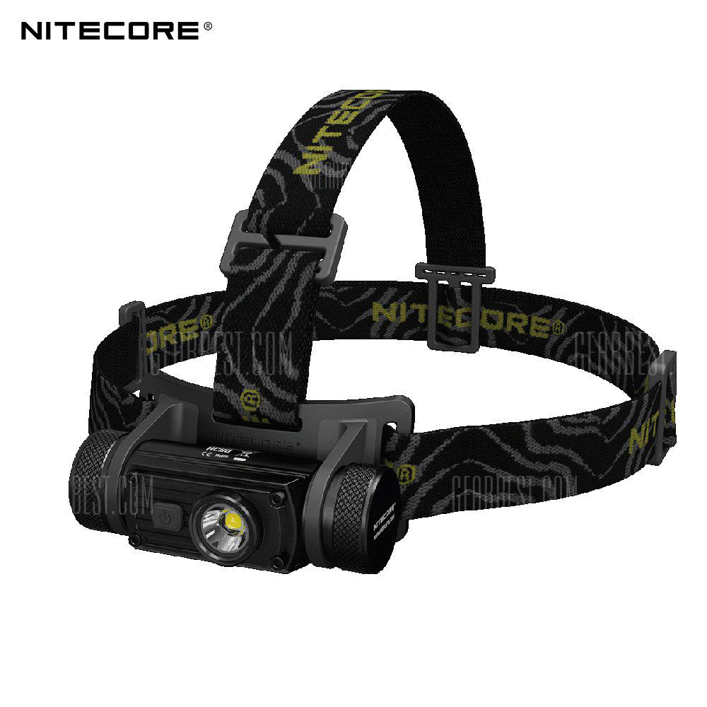 Nitecore HC60 LED Headlamp - NEUTRAL WHITE LIGHT