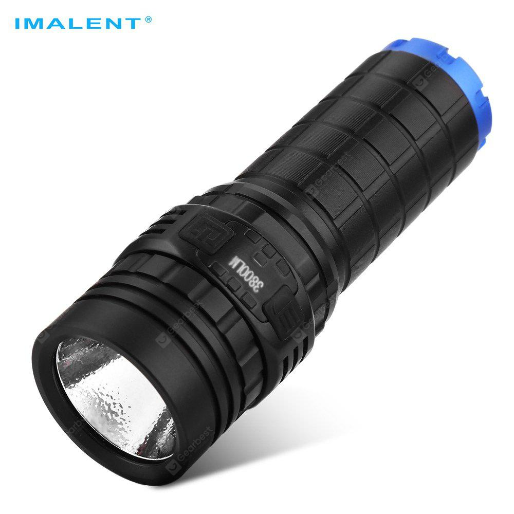 IMALENT DN70 Rechargeable Torch - BLACK