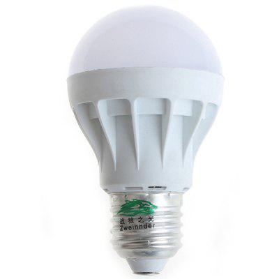 Zweihnder 5W E27 SMD - 5630 9 - LEDs 450Lm Light Energy Saving White Light Ball Bulb