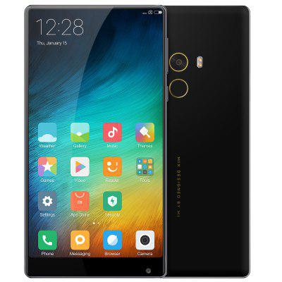 Xiaomi Mi MIX Ultimate 4G Phablet  -  HK WAREHOUSE 6GB RAM 256GB ROM  BLACK