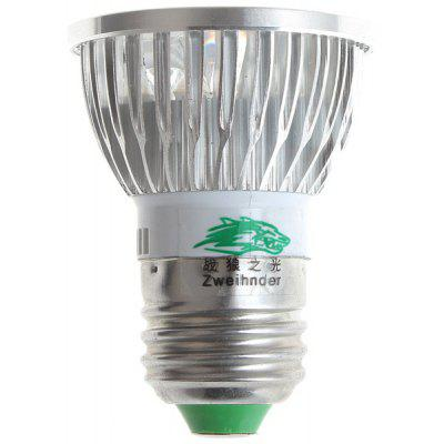 Zweihnder E27 4W 4 LEDs Light White Light High Power 5500 - 6000K Spot Bulb  -  5500 - 6000K