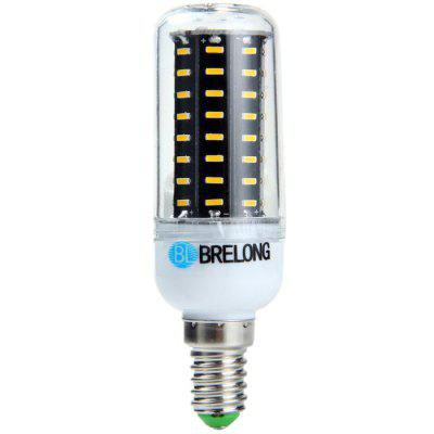 BRELONG E14 5W SMD 4014 LED Corn Bulb