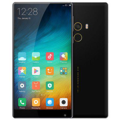Image result for Xiaomi Mi MIX Ultimate 4G Phablet International Version - BLACK HK WAREHOUSE 6GB RAM 256GB ROM
