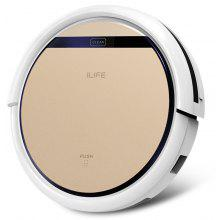 ILIFE V5S Pro Intelligent Robotic Vacuum Cleaner - EU PLUG CHAMPAGNE GOLD