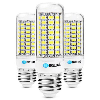 3PCS BRELONG 89 x SMD5730 8 - 9W 1800LM E27 LED Corn Bulb