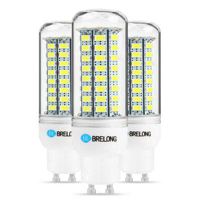 3PCS BRELONG GU10 12W 1200Lm SMD 5730 LED Corn Light