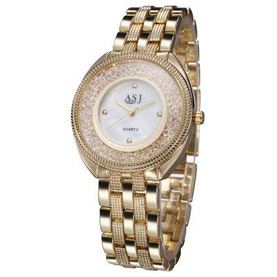 ASJ b060 Female Quartz Watch
