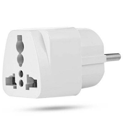 EU Plug 2 Feet Standard Travel Adapter Portable Charger Power Adapter