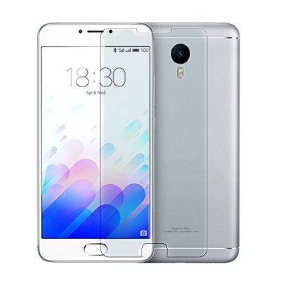 TOCHIC Tempered Glass Screen Protector for Meizu M3 Note