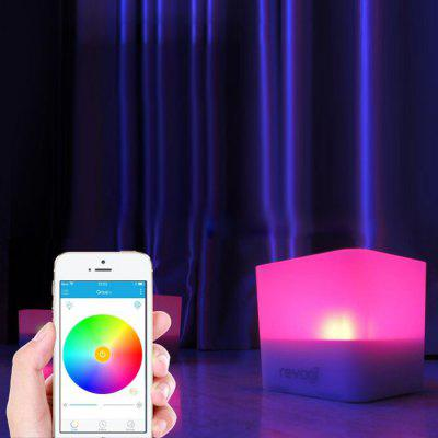 Revogi Smart Bluetooth LED Kerze Licht Stimmungslampe