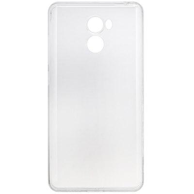 ASLING Transparent TPU Phone Case for Xiaomi Redmi 4 Standard Edition