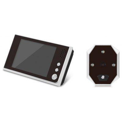 Digital Doorbell Peephole Viewer