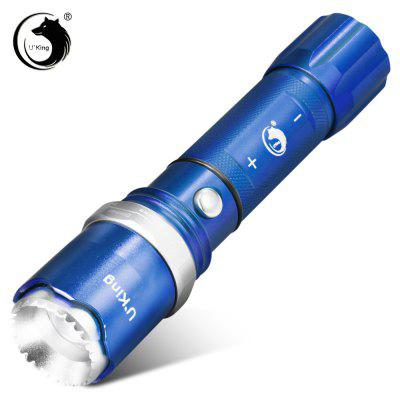 UKing ZQ - X940 Rechargeable LED Flashlight