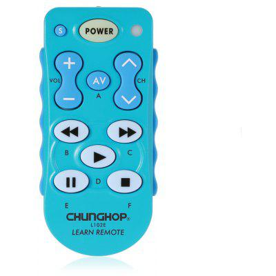 CHUNGHOP L102E Universal Single 11 Key Learning IR Remote Control
