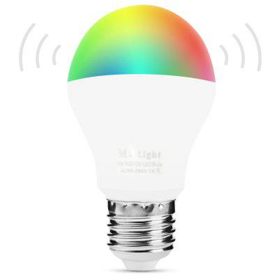 Milight E27 6W 2.4Ghz Wireless RGBW Dimming LED Bulb