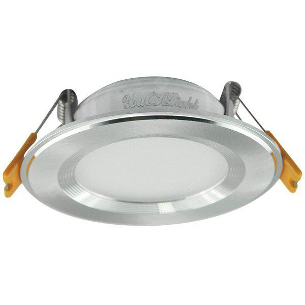 COOL WHITE YouOKLight 5W 500LM SMD 2835 LEDs 6000K 100 240V Frosted LED Ceiling Downlight