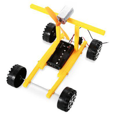 PXWG Plastic Vehicle Style Electric 3D Jigsaw