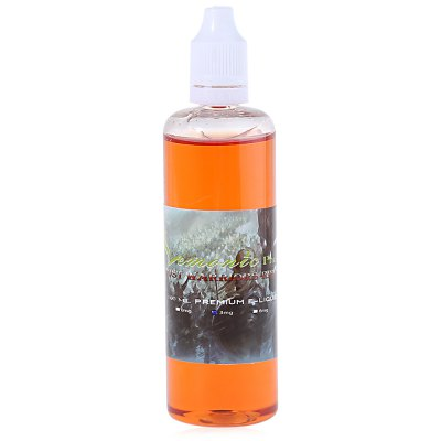 LEMONIC Plus Ghost Warriors Rising E-liquid