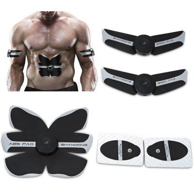 SHANDONG X5 Remote Electrical Smart Muscle Training Gear