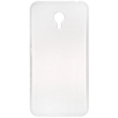 Transparent TPU Back Cover Protective Case for Meizu M3 Note