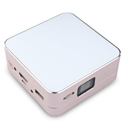 Juneto P96 Smart Mini DLP Projector 100 Lumens