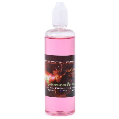 Lemonic Plus Dragon Breath E-liquid