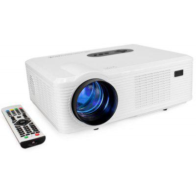 Excelvan CL720 LED Projector with Analog TV Interface