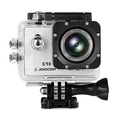 SOOCOO C10 1.5 Inch Screen 1080P Wifi Sports Video Camcorder