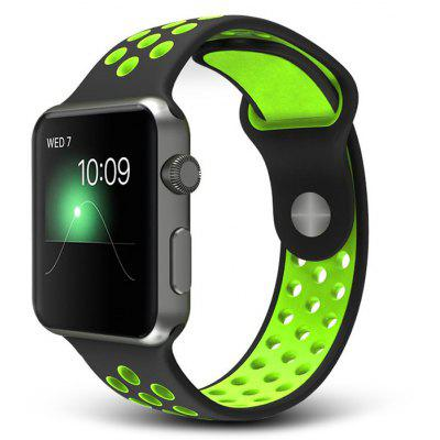 Resin Soft Watchband for Apple Watch 42mm
