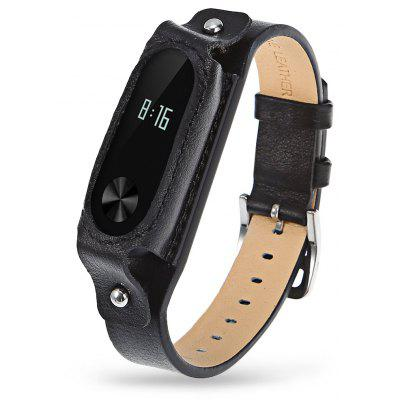 1.4cm Leather Wristband for Xiaomi ...