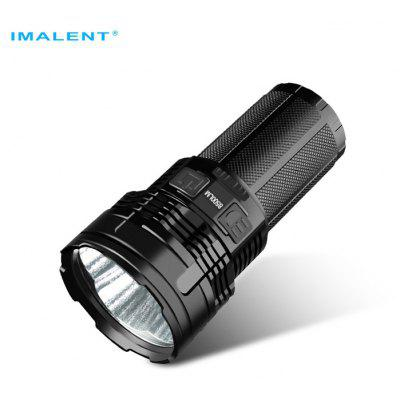 IMALENT DT35 Cree XHP35 8500Lm Rechargeable LED Flashlight OLED Lumens Voltage Display
