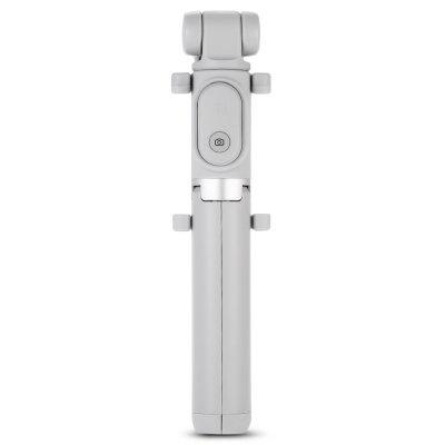 Xiaomi Selfie Stick Bluetooth Remote Shutter Tripod HolderStands &amp; Holders<br>Xiaomi Selfie Stick Bluetooth Remote Shutter Tripod Holder<br><br>Accessories type: Selfie Stick, Stand<br>Bluetooth Version: Bluetooth3.0<br>Brand: Xiaomi<br>Clip Holder Range: 56 - 89mm<br>Extended Length: 42cm<br>Features: with Tripod, with Bluetooth, Selfie Stick, with Remote Control<br>Folding Length: 19cm<br>Material: Aluminium Alloy<br>Package Contents: 1 x Selfie Stick, 1 x Remote Controller<br>Package size: 22.00 x 6.00 x 7.00 cm / 8.66 x 2.36 x 2.76 inches<br>Package weight: 0.2000 kg<br>Product size: 19.00 x 4.50 x 5.00 cm / 7.48 x 1.77 x 1.97 inches<br>Product weight: 0.1550 kg
