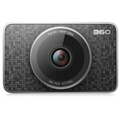 Gearbest 360 J511 1080P Car DVR Camera + TF Card