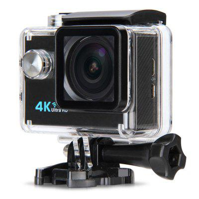 Q6H 4K 2.0 inch LCD Display Bike Helmet Camera