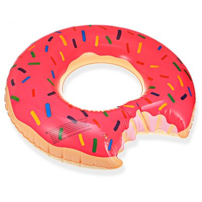 Gigantic Doughnut Inflatable Swimming Float