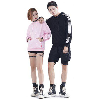 Vernal Front Pocket Couple Hoodies