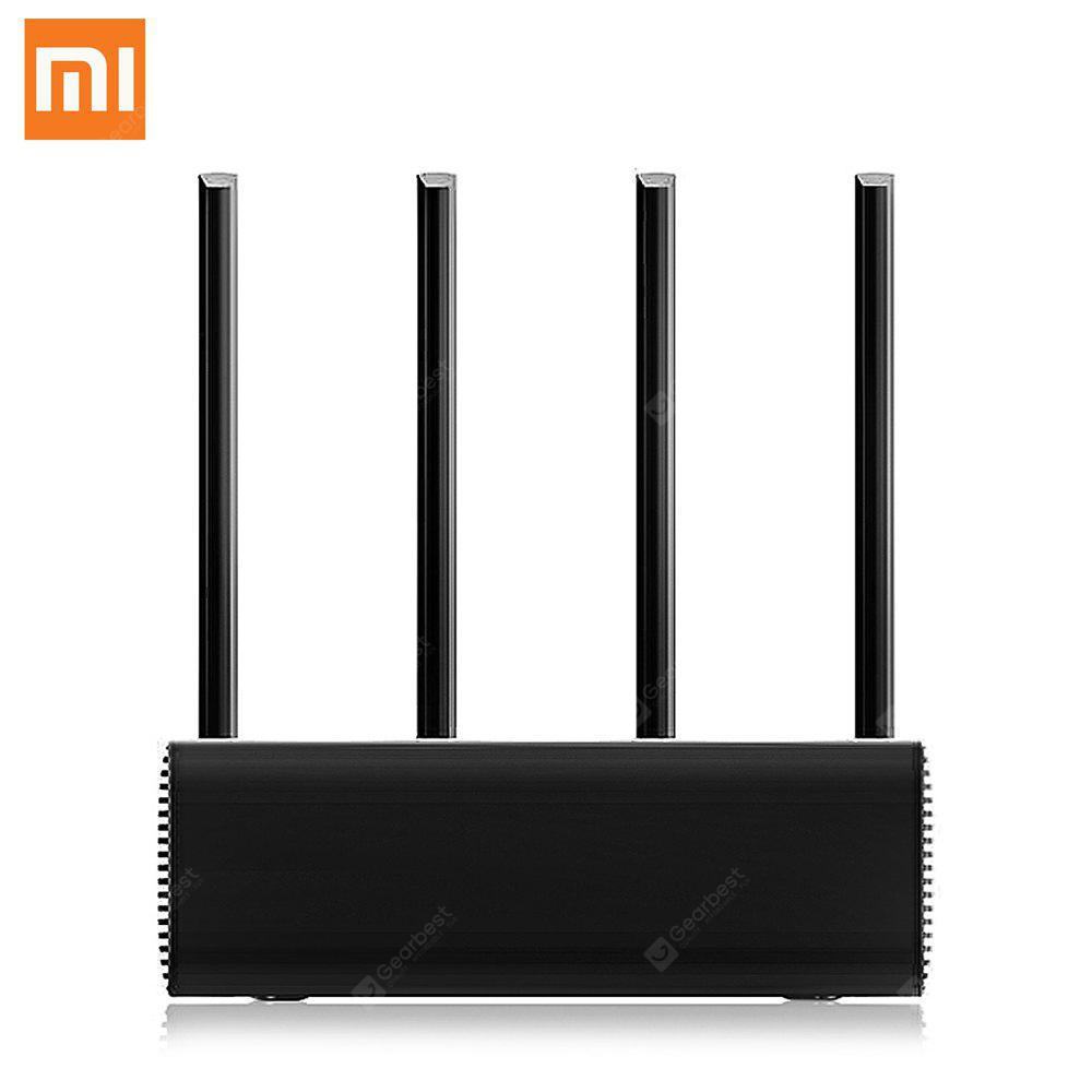 Original Xiaomi 2600mbps 1tb Wireless Router Hd 21672 Free Mini Usb Wifi Emitter Adapter 150mbps Black Shipping