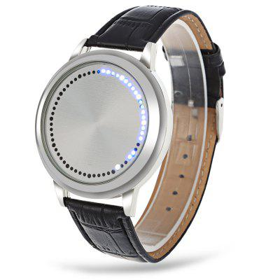 Water Resistant Watch LED Touch Screen Wristwatch