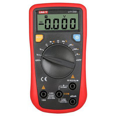 UNI-T UT136B LCD Digital Multimeter