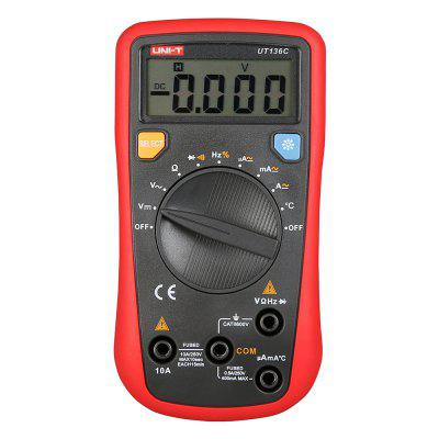 UNI - T UT136C Auto Range Digital Multimeter