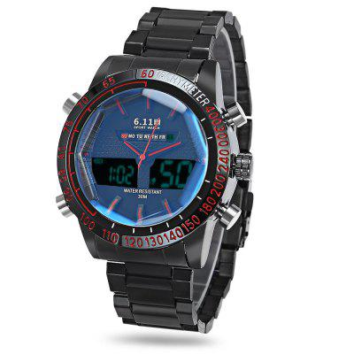 6.11 8160 Men Digital Quartz Watch