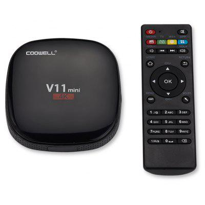 COOWELL V11 Mini TV Box