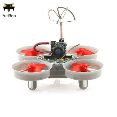 FuriBee F36S Mini Brushed FPV Racing Drone DIY Kit - BNF