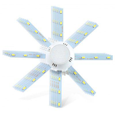 5 x 12W 960Lm SMD 5730 Octagonal LED Ceiling Lamp Fixture