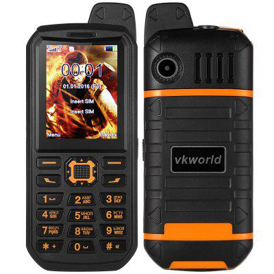 Vkworld Stone V3 Plus Quad Band Unlocked Phone
