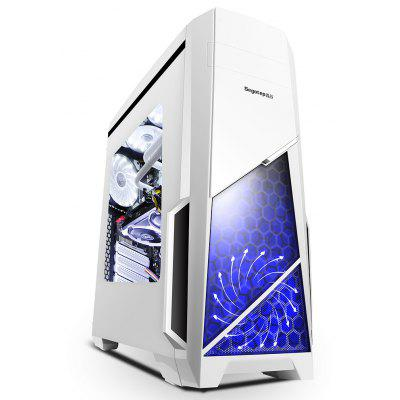 Segotep Spring Mid Tower Gaming Computer Case Support ATX M-ATX ITX Placa-mãe