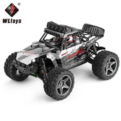 WLtoys 12409 1:12 2.4GHz 4WD RC Desert Car - RTR
