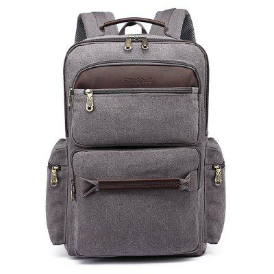 Buy GRAY KAUKKO K1024 Backpack for $30.91 in GearBest store
