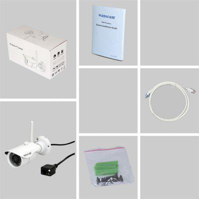 Фото WANSCAM HW0043 WiFi 1.0MP IP Camera 720P ONVIF Security Motion Detection. Купить в РФ